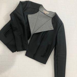Michaels Kors - Black leather jacket